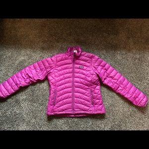Patagonia Goosedown Jacket Women's Medium Pink